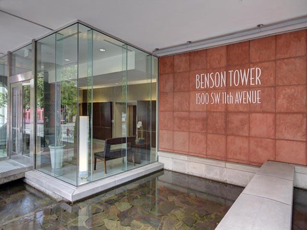 The Benson Tower Photo